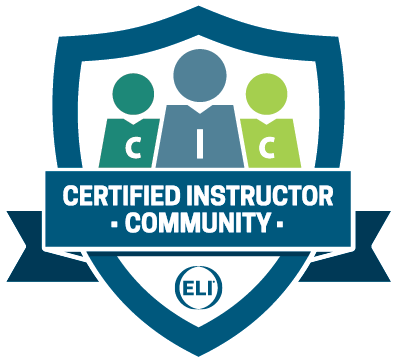 ELI Certified Instructor Community